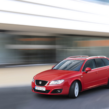 Seat Exeo ST 1.8 TSI 120hp Reference