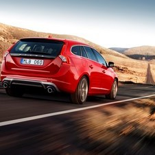 Volvo V60 1.6 T4 R-Design Momentum Powershift