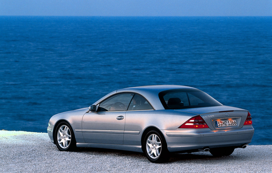 mercedes benz cl 500 coup 1 photo and 75 specs. Black Bedroom Furniture Sets. Home Design Ideas