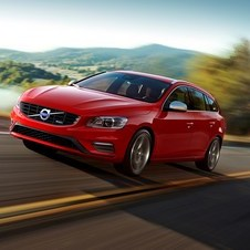 Volvo V60 1.6 T4 R-Design Powershift