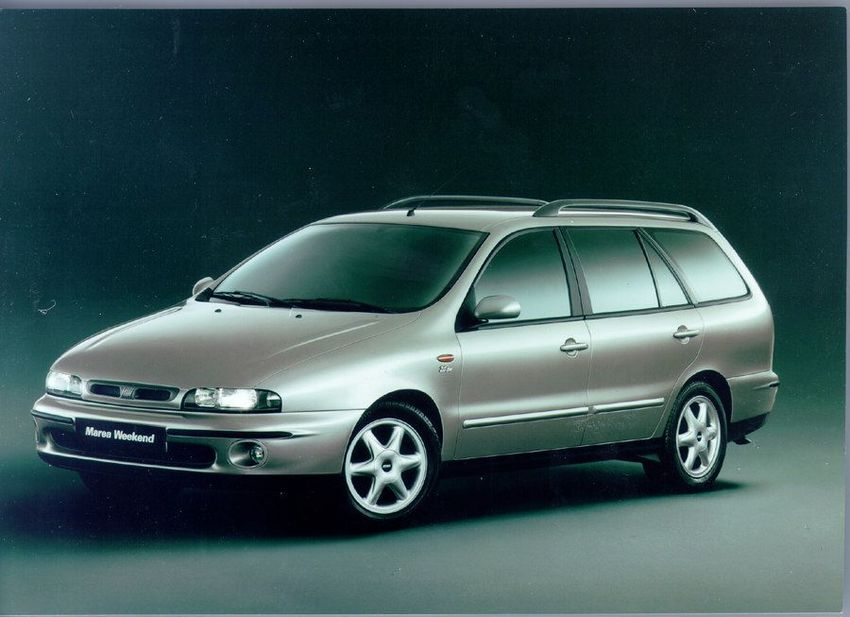Fiat Marea Weekend 2.4 ELX 20v