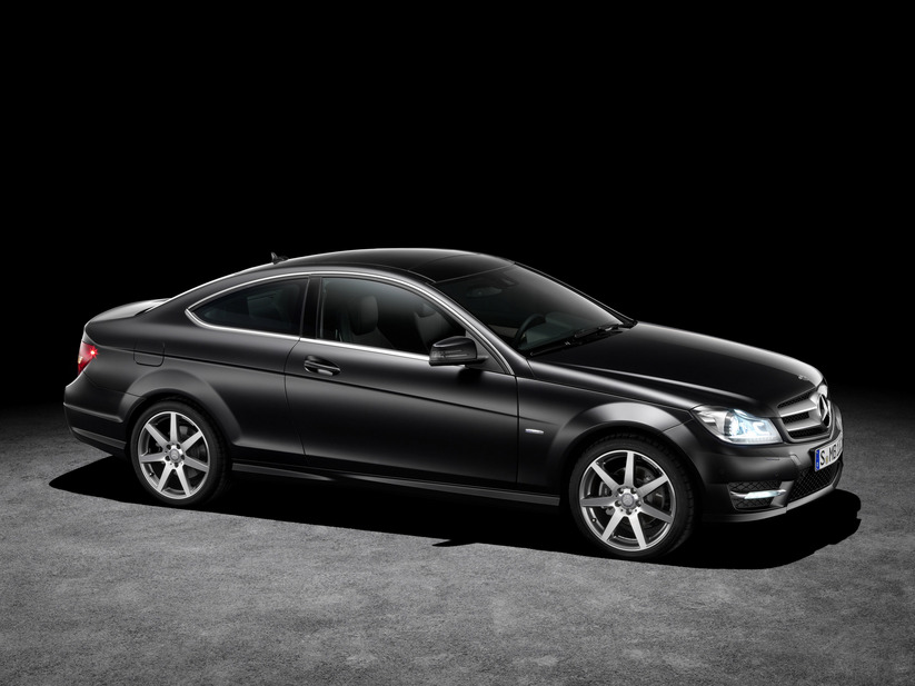 mercedes benz c 250 cdi blueefficiency automatic coup. Black Bedroom Furniture Sets. Home Design Ideas