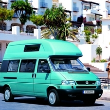 Volkswagen California high roof