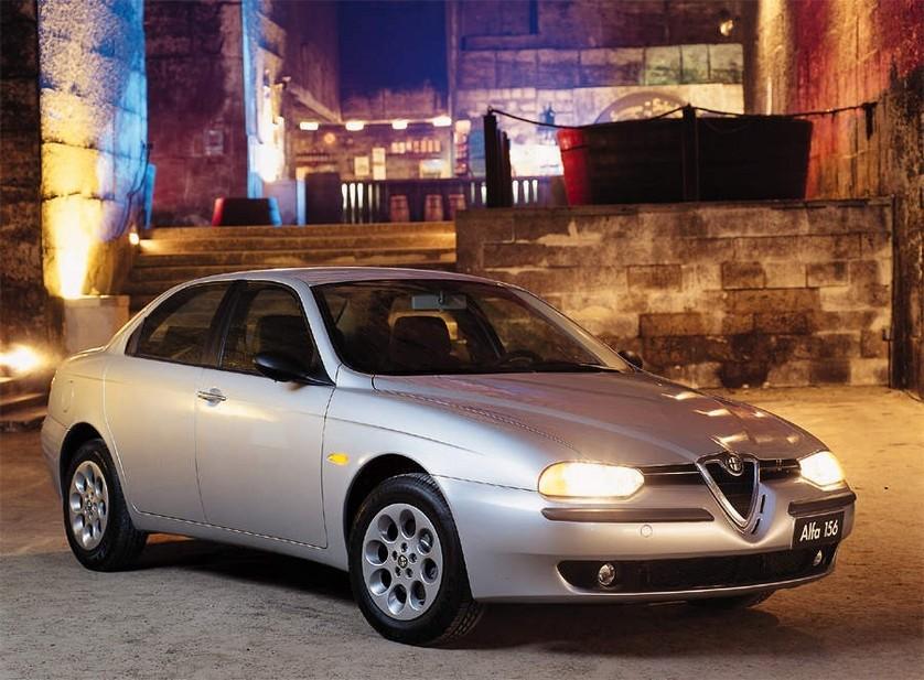 Alfa Romeo 156 2.0 Twin Spark :: 2 photos and 72 specs :: autoviva.com
