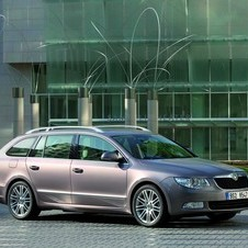 Skoda Superb Break 2.0I TDI 140 hp Comfort