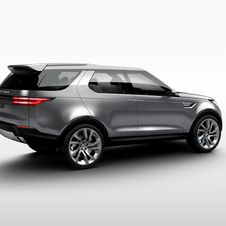 Finally the new range will be completed with the launch of a new generation Discovery