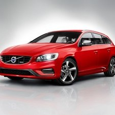 Volvo V60 1.6 T4 R-Design Summum Powershift