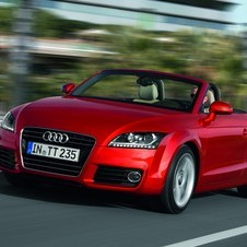 Audi TT Roadster 2.0 TFSI 211 Black Edition