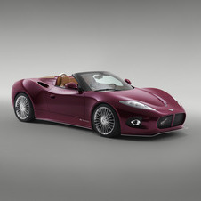 Spyker will have the B6 on sale in most places late next year