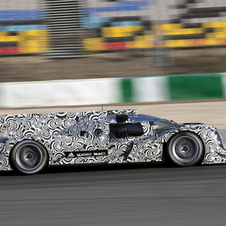 Porsche has completed multiple tests of the car around Europe