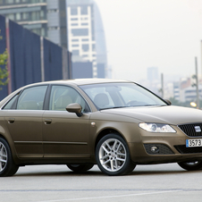 Seat Exeo 1.8 TSI 120hp Reference