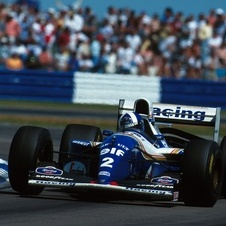 Williams FW16 Renault
