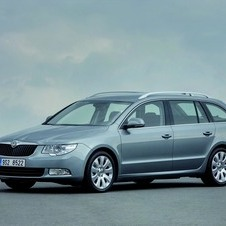 Skoda Superb Break 2.0I TDI 140 hp DSG Comfort