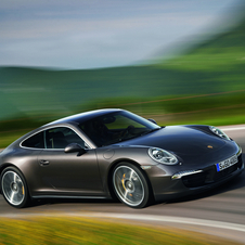 Porsche is also updating the Sport Chrono pack that will rev match the manual when shifting