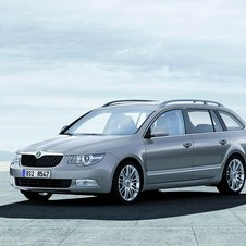 Skoda Superb Break 2.0I TDI 140 hp Elegance