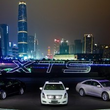 The Chinese XTS uses GM's 2.0 turbo engine instead of the 3.6l V6