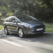Ford S-Max Vignale 2.0TDCi Bi-turbo Titanium Powershift