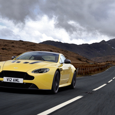 The final deal will clear the way for Aston Martin to use AMG V8 engines