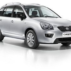 Kia Carens 2.0 Spirit