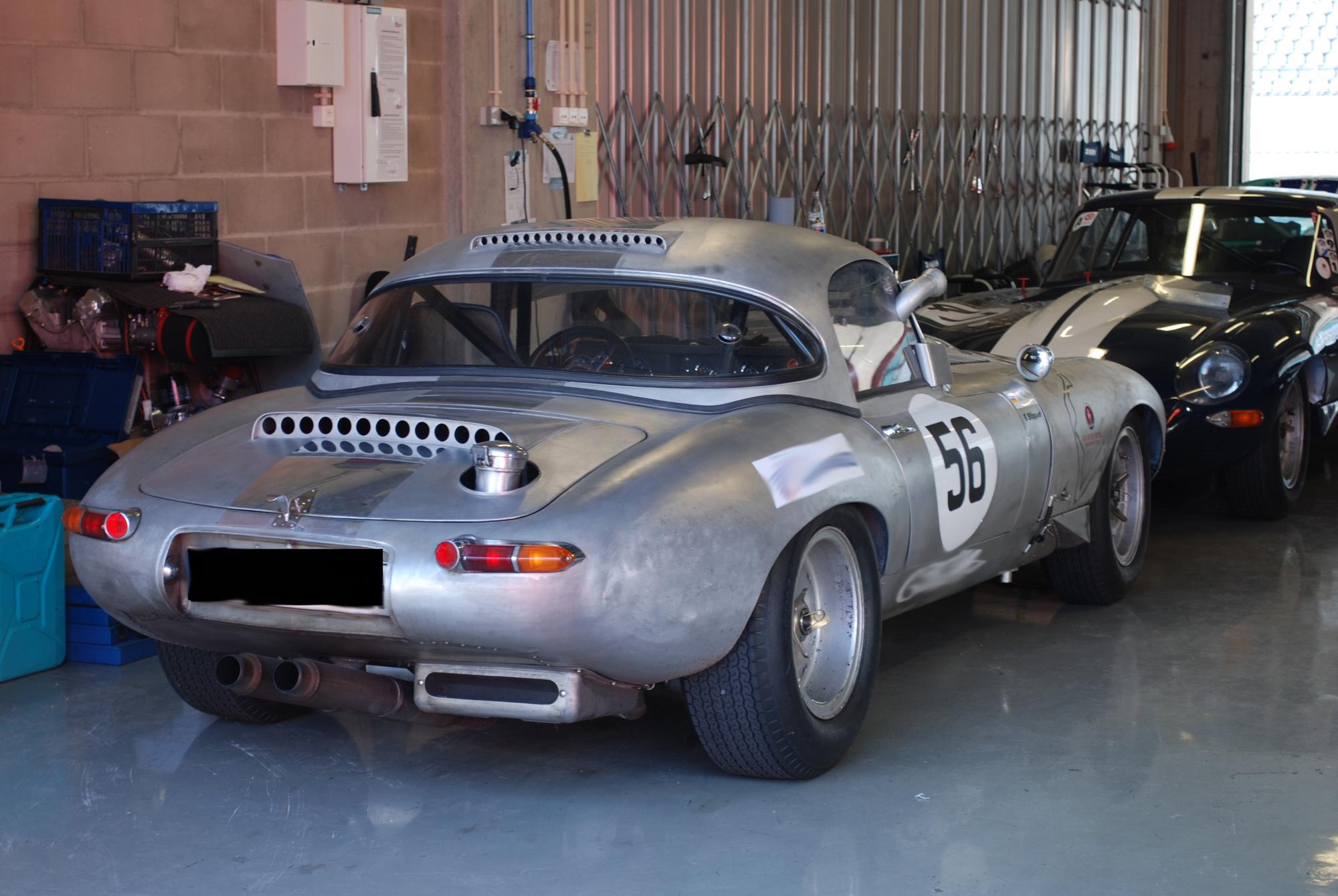 Jaguar E Type For Sale >> Jaguar E-Type Lightweight Low Drag Coupe slideshow :: autoviva.com