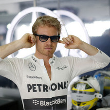 Rosberg gives Mercedes its first back-to-back poles since 2009