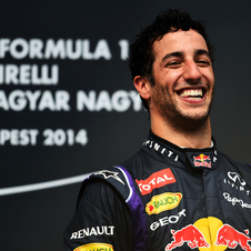 Ricciardo triumphed in what is considered by many to be the best race of the year