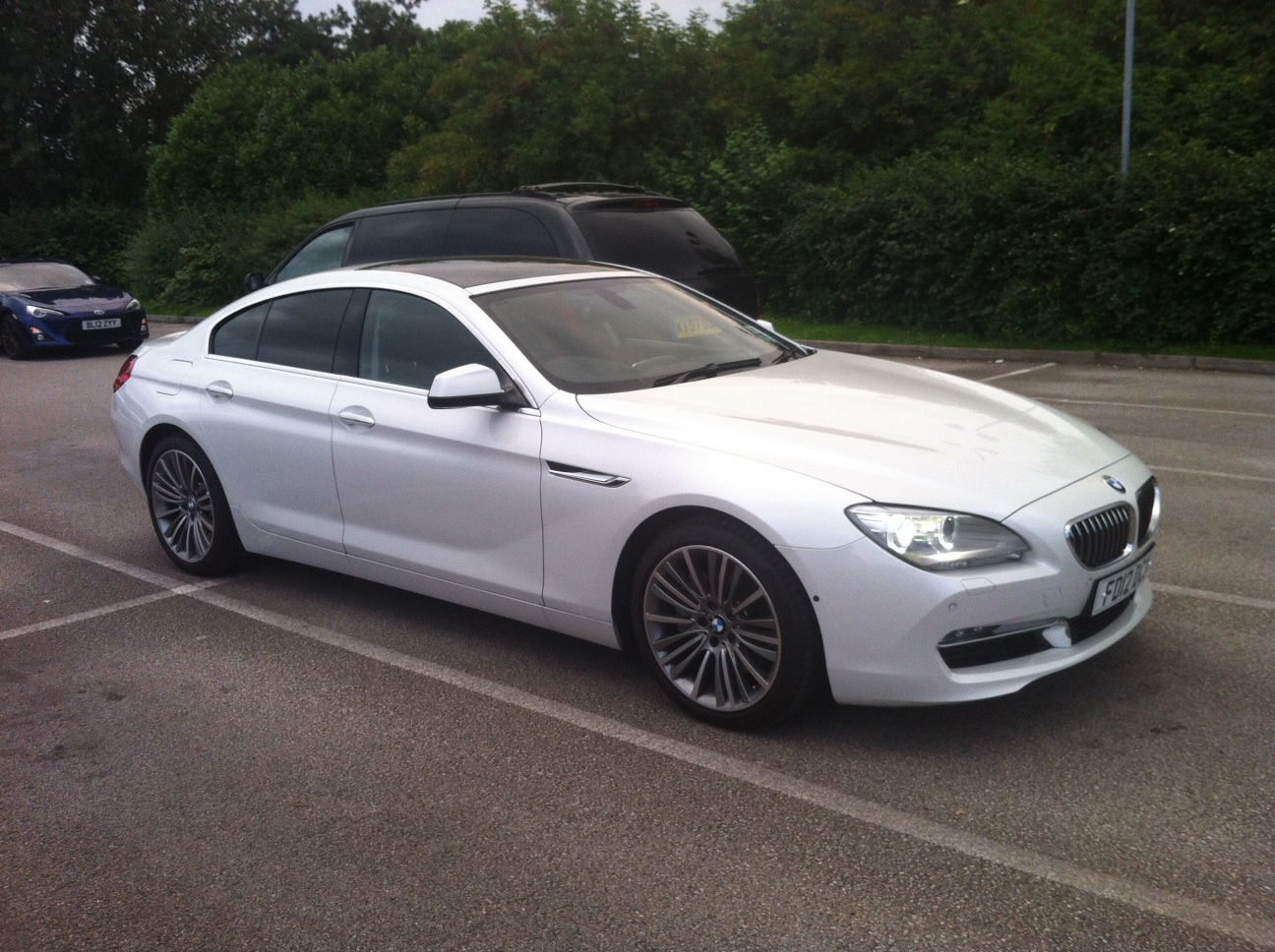 the opinion bmw 640d gran coupe bmw has missed a trick. Black Bedroom Furniture Sets. Home Design Ideas