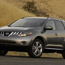 Nissan Murano S 2WD