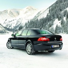 Skoda Superb 1.8I TSI 4x4 Ambition
