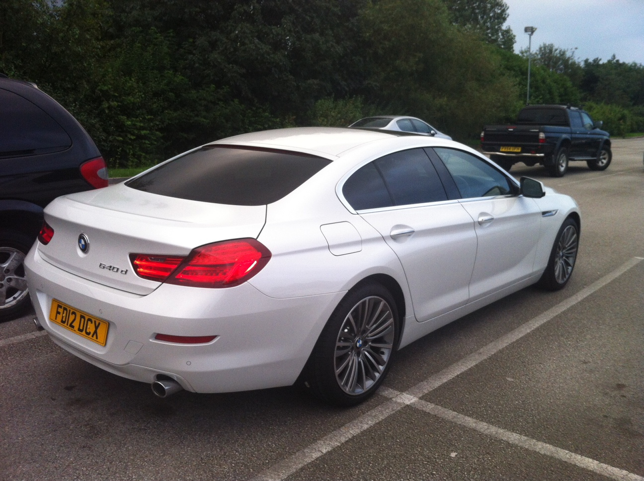 The Opinion BMW 640d Gran Coupe BMW has missed a trick  News