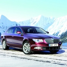 Skoda Superb 2.0I TDI CR 170 hp 4x4 Ambition