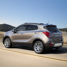 Buick Encore is Another Entry in to Luxury Cross-over Market