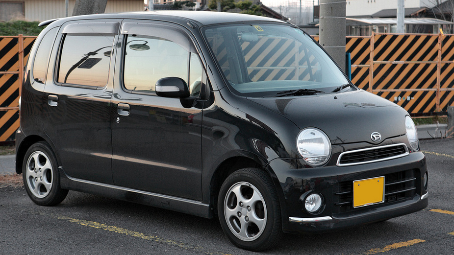 Daihatsu Move Latte Cool VS