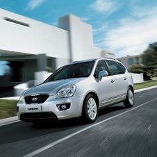 Kia Carens 2.0 Spirit Automatic