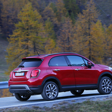 Fiat Fiat 500X 1.6 Multijet 16v S&S Cross