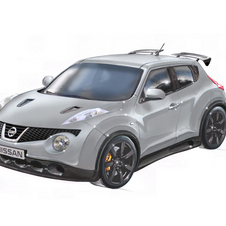 The Nissan Juke GT-R Concept Turns a Glorious Idea into an Abomination