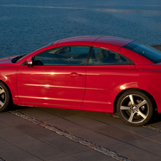 Volvo C70 D3 Momentum Geartronic