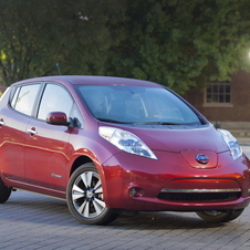 Nissan Leaf has been on sale since December 2010