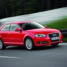 Audi A3 2.0 TFSI Attraction
