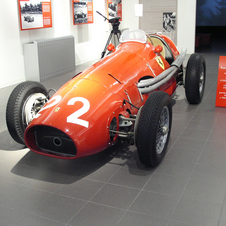 Ferrari Opening Temporary Museum at AutoClassica in Milan