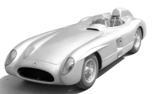 Mercedes-Benz W196 Streamliner