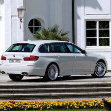 Alpina BMW B5 BITURBO TOURING
