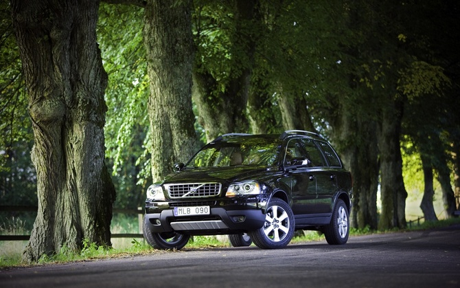 Volvo XC90 D3 Kinetic Geartronic