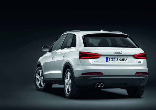 Audi Q3 2.0 TFSI Quattro photo :: Audi Q3 gallery :: 191 views ...