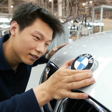 Luxury cars in China are a booming business