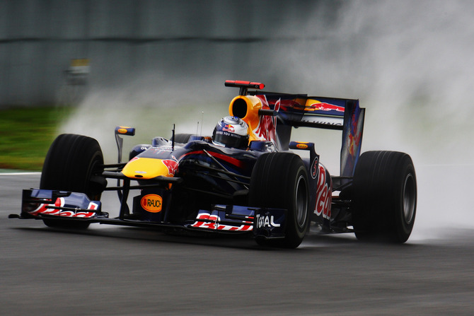 Red Bull RB6 Renault