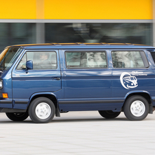 Volkswagen Multivan Last Limited Edition