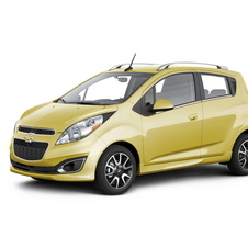 Chevrolet Spark 1LT AT