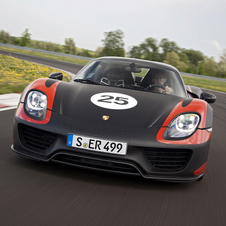 Porsche says it took inspiration from its new Le Mans prototype