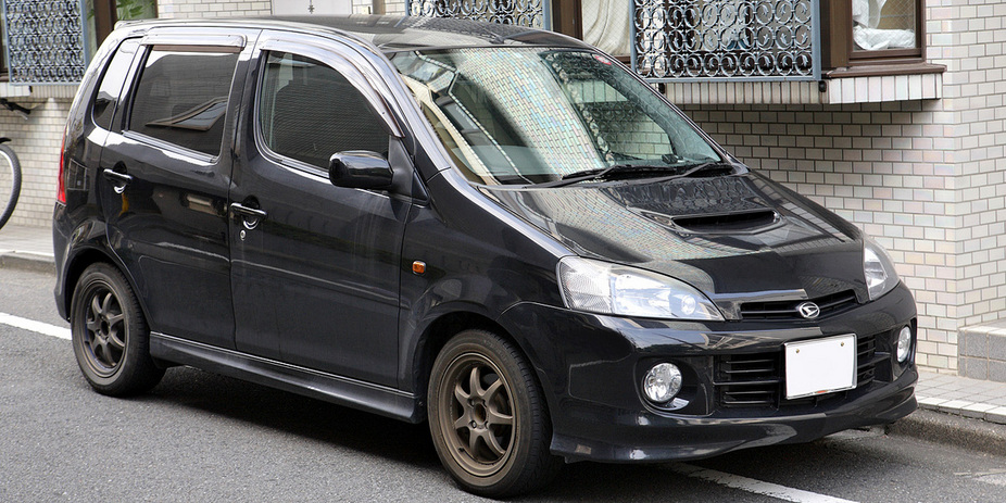 2001 Daihatsu Yrv Turbo Related Infomationspecifications Weili